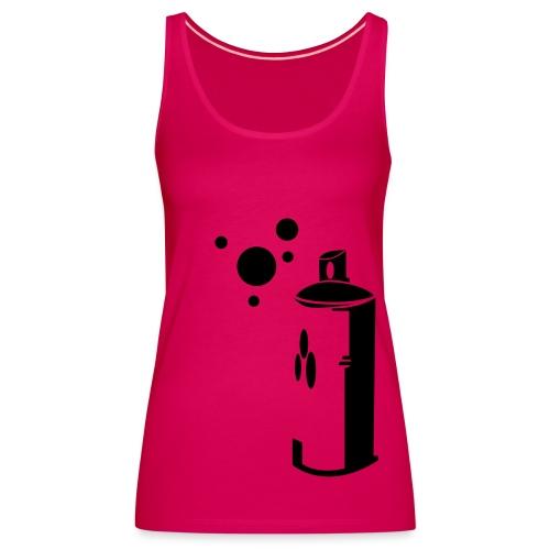 Débardeur Spray - Débardeur Premium Femme