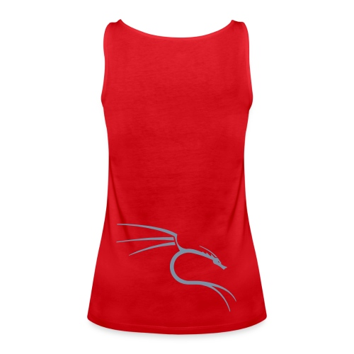 red women blouse - Women's Premium Tank Top