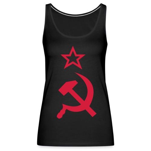 teken - Vrouwen Premium tank top