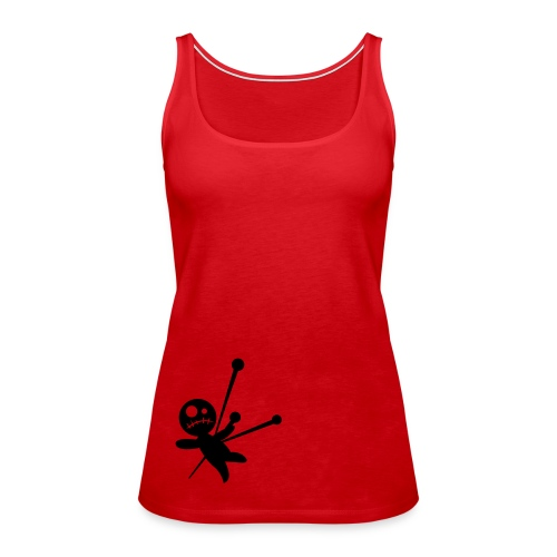 scary people - Vrouwen Premium tank top
