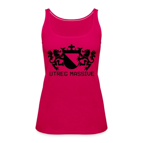 Utreg Massive Girl Tank - Women's Premium Tank Top
