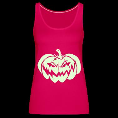 Pink Evil Pumpkin Tops