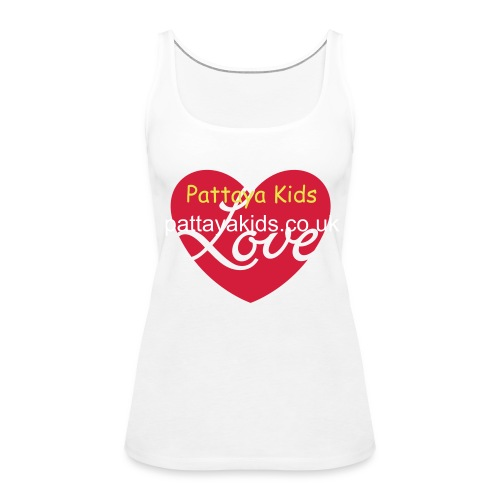 Ladies Top - Women's Premium Tank Top