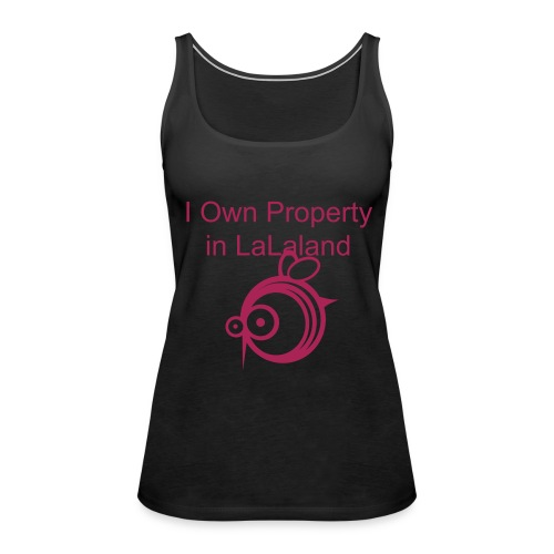 My Own LaLaland - Women's Premium Tank Top