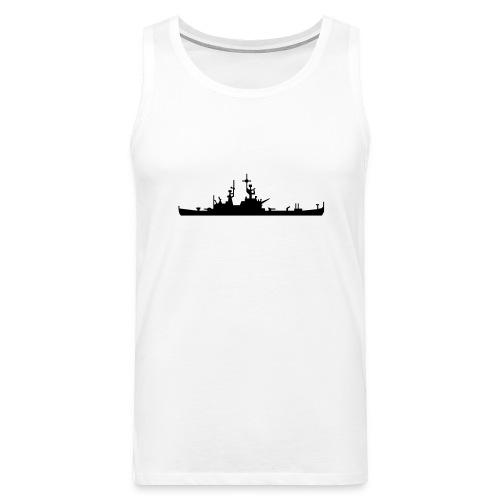 ship - Men's Premium Tank Top