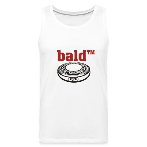Bald^tm Muscleshirt - Männer Premium Tank Top
