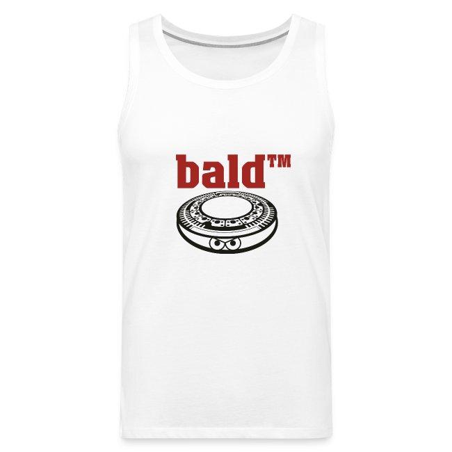 Bald^tm Muscleshirt