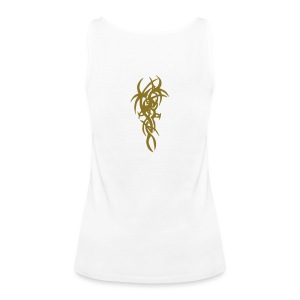 Racer Back top (Tribal) - Women's Premium Tank Top