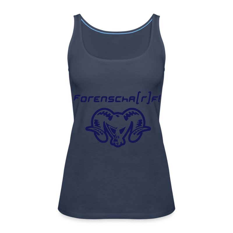Spa-ghetti Scha(r)f - Frauen Premium Tank Top