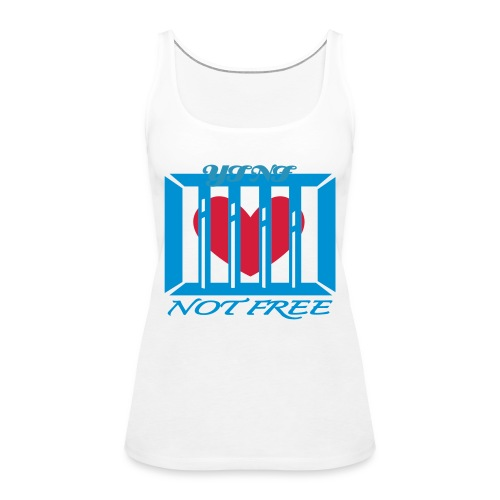 not free - Women's Premium Tank Top
