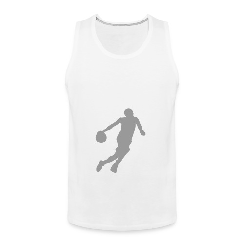 Basket Ball top - Men's Premium Tank Top
