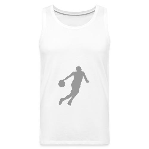 Basket Ball top - Men's Premium Tank Top