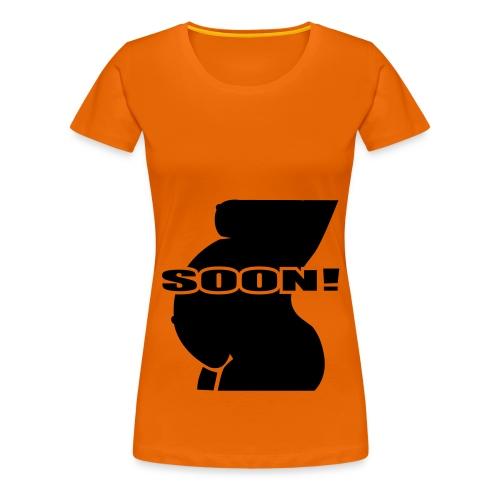 Mamma T-shirt - Premium-T-shirt dam