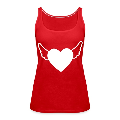 Vrouwen Premium tank top - Koop dit product en steun een goed doel! 3 euro wordt naar een goed doel overgemaakt!