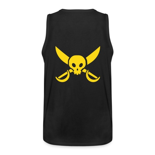 notapirate - Men's Premium Tank Top