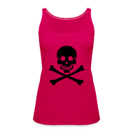 Tops ~ Women's Premium Tank Top ~ no yellow strappies :-(
