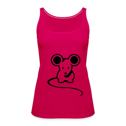 Top Maus - Frauen Premium Tank Top