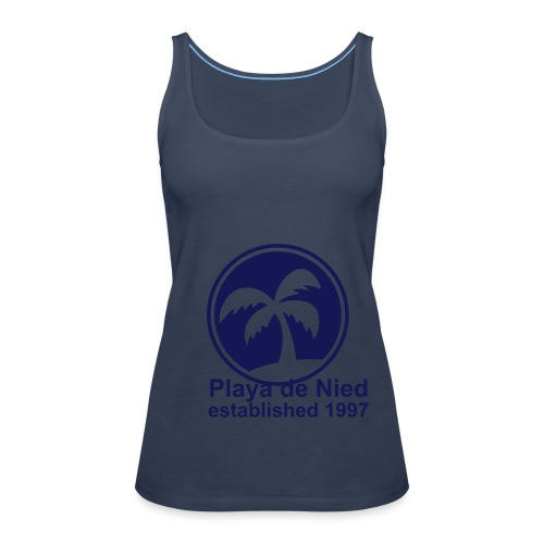 Beach - Top - Frauen Premium Tank Top