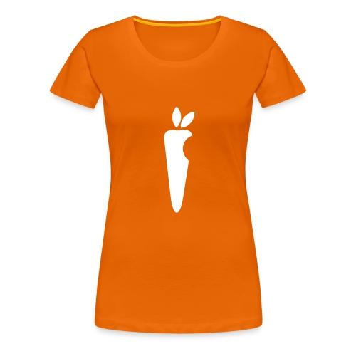 Hasenshirt - Women's Premium T-Shirt