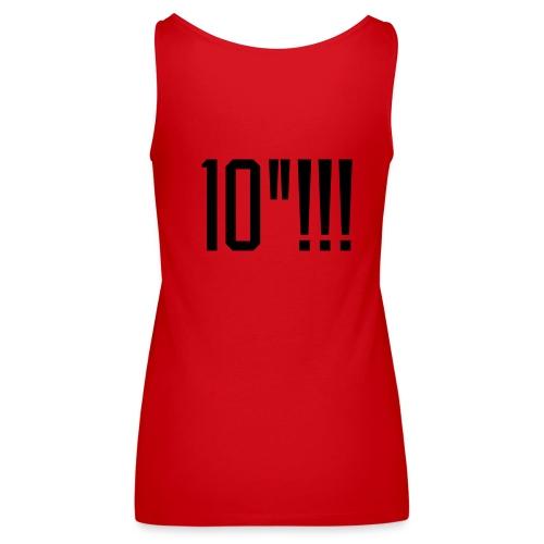 Stiff One - Vrouwen Premium tank top