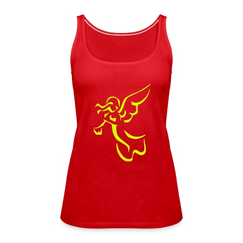 Camiseta angel - Camiseta de tirantes premium mujer