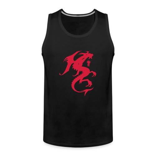 Dragon - Männer Premium Tank Top