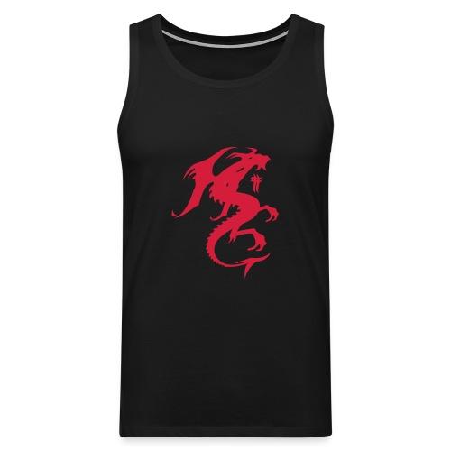 Dragon - Männer Premium Tank Top