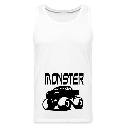 Monster Truck - Débardeur Premium Homme