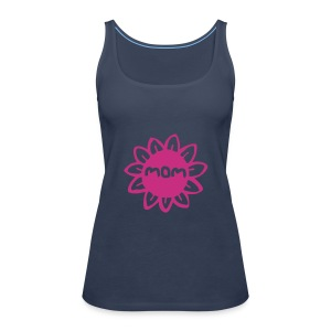 Spaghetti Mom top - Women's Premium Tank Top