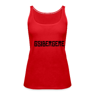 Tops ~ Frauen Premium Tank Top ~ gsi/girl-red