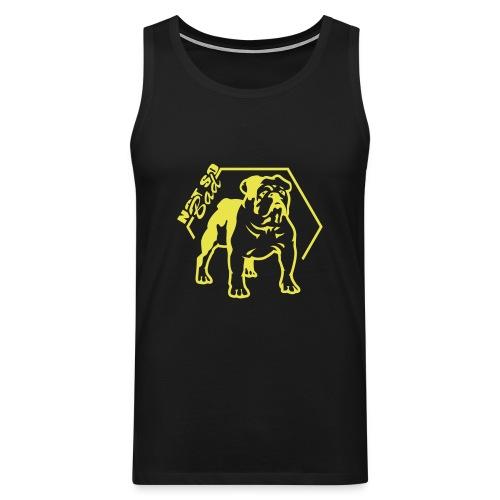 Mouwloos shirt - Mannen Premium tank top