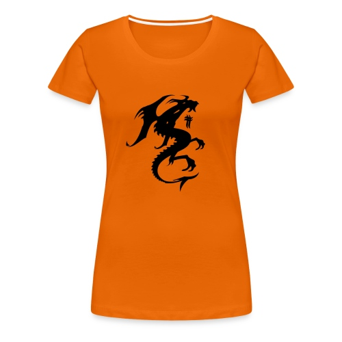 Dragon - Frauen Premium T-Shirt