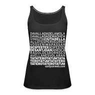 Tops ~ Camiseta de tirantes premium mujer ~ Número del producto 4942859