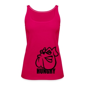 Hungrig - Frauen Premium Tank Top