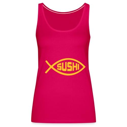 Sushi - Women's Premium Tank Top