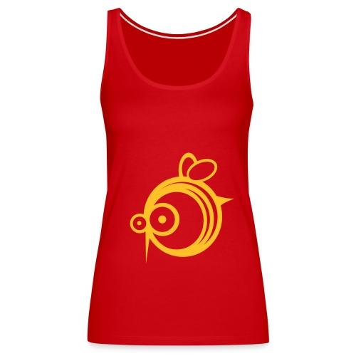 Fukaduk Bee Girlie - Vrouwen Premium tank top