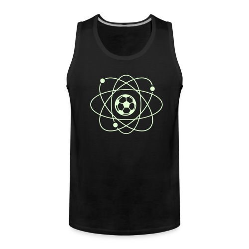 sleeveless soccer - Men's Premium Tank Top