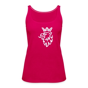 Saab Griffin - in more colors! - Women's Premium Tank Top