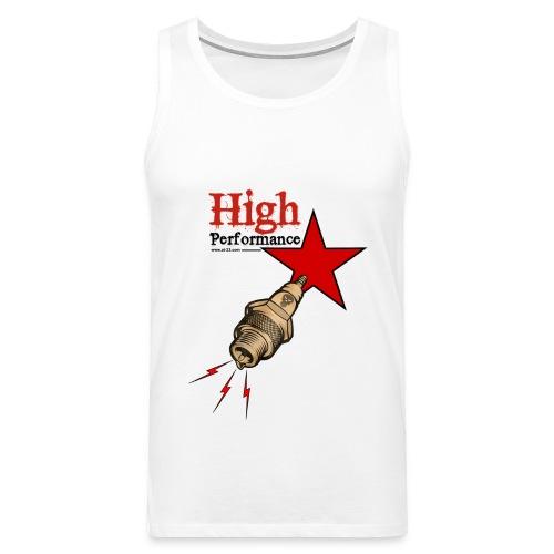 high performance - Men's Premium Tank Top