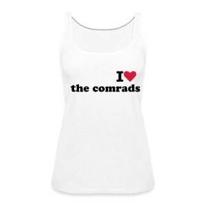 30% for CHARITY - Women's Premium Tank Top