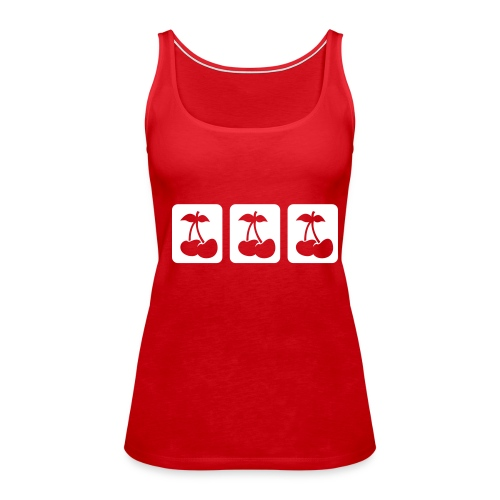 Cherry - Women's Premium Tank Top