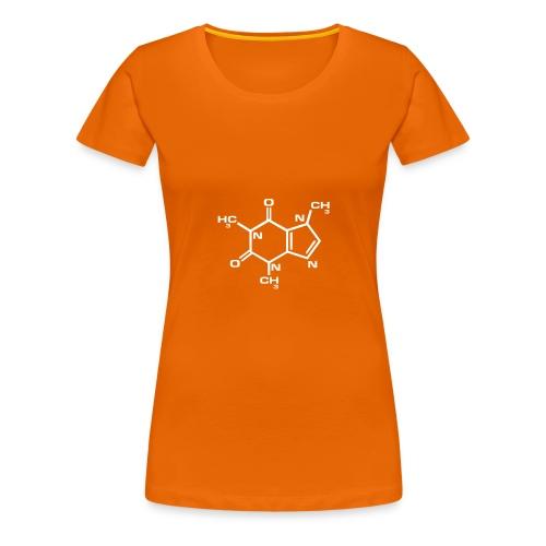Caffeine - Women's Premium T-Shirt