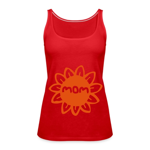 Bizzle Mum - Women's Premium Tank Top