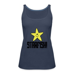 Starfish! Top - Women's Premium Tank Top
