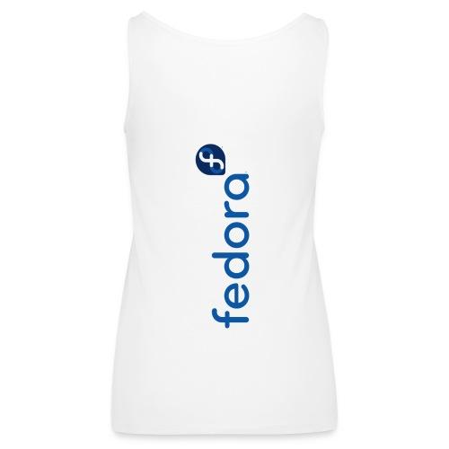 fedora-logo - Débardeur Premium Femme