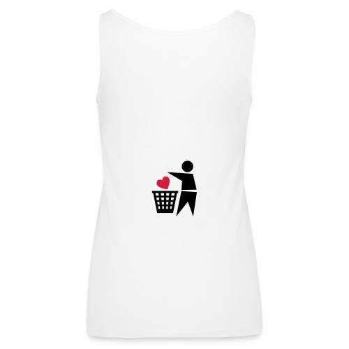 keep clean - Premium singlet for kvinner