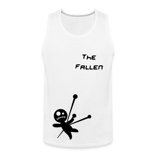 THE FALLEN tank voodoo - Men's Premium Tank Top