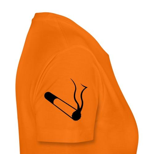 Raucher-Shirt Girlie - Frauen Premium T-Shirt
