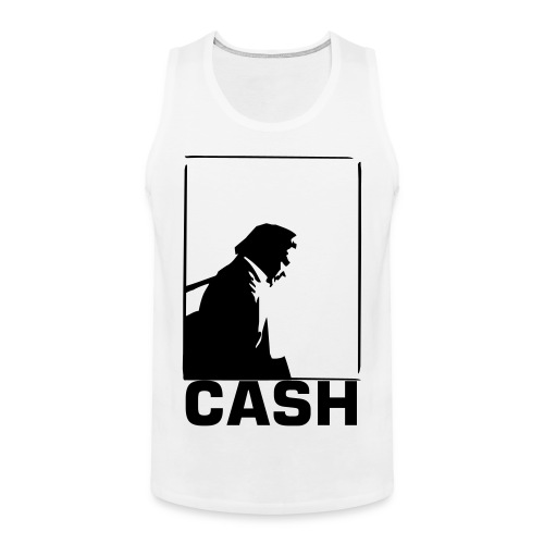 CASH - Men's Premium Tank Top