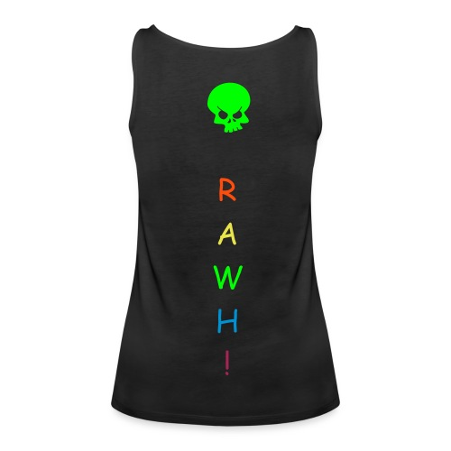 Nuclear Waste - Women's Premium Tank Top